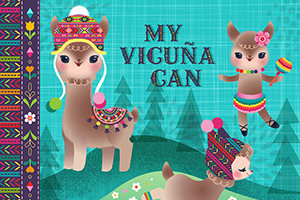 """My Vicuña Can"" Book"