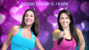 Zumba Party Flyer